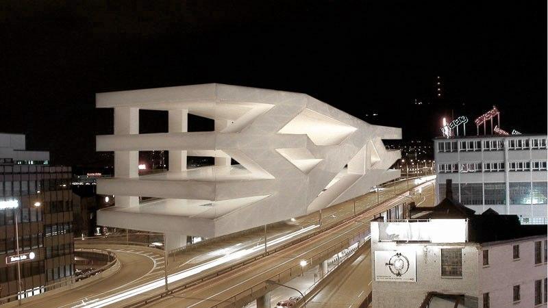 Sport Stop Carlo Fumarola Architekt Eth